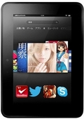 Amazon Kindle Fire HD 7(2012/第2世代) 32GB(海外端末)