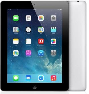 Apple au iPad(第4世代) Wi-Fi+Cellular 16GB ブラック MD522J/A