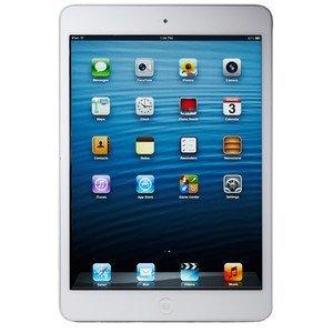 AppleSoftBank iPad mini Cellular 16GB ホワイト&シルバー MD543J/A