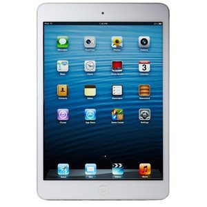 AppleSoftBank iPad mini Cellular 64GB ホワイト&シルバー MD545J/A