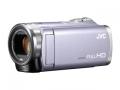 JVCEverio GZ-E345-V フローラルバイオレット