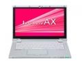 PanasonicLet's note AX2 CF-AX2TEQBR シルバー