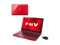 FujitsuLIFEBOOK AH AH56/K FMVA56KR ルビーレッド