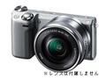 SONYNEX-5R (S) ボディ (シルバー)