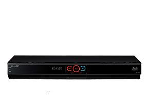 SHARPAQUOSブルーレイ BD-W515 BDXL/3D対応/500GB/2チューナー