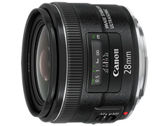 CanonEF 28mm F2.8 IS USM