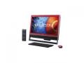 NECVALUESTAR N VN770/MSR PC-VN770MSR クランベリーレッド