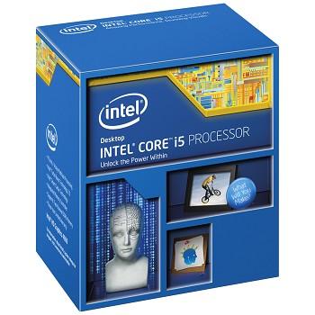 IntelCore i5-4670K(3.4GHz/TB:3.8GHz) BOX LGA1150/4C/4T/L3 6M/HD4600/TDP84W