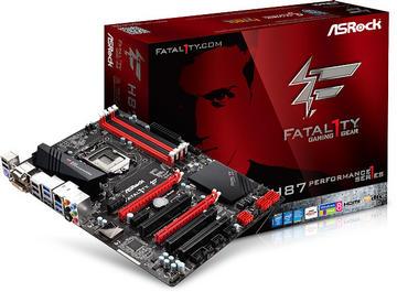 ASRockFatal1ty H87 Performance H87/LGA1150/オーディオアンプ(NE5532)搭載/ATX