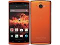 SHARPdocomo AQUOS PHONE si SH-07E Orange