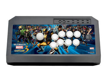 HORI ULTIMATE MARVEL VS. CAPCOM 3 対応スティック for PlayStation3 HP3-117