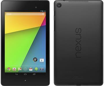 ASUSGoogle Nexus 7(2013) Wi-Fi+3G/LTE 32GB(国内モデル)