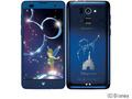Fujitsudocomo Disney Mobile on docomo F-07E NightBlue