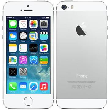 Apple au iPhone 5s 32GB シルバー ME336J/A