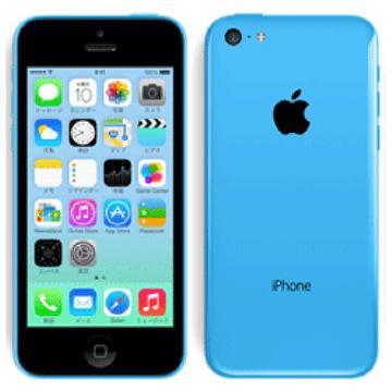 Appleau iPhone 5c 16GB ブルー ME543J/A