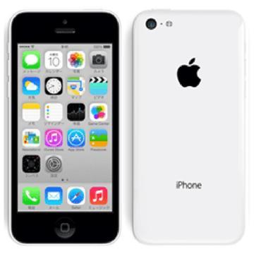 au iPhone 5c 32GB ホワイト MF149J/A