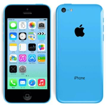 docomo iPhone 5c 32GB ブルー MF151J/A