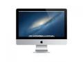 AppleiMac 21.5インチ ME087J/A (Late 2013)