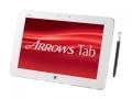 FujitsuARROWS Tab QH55/M FARQ55M ホワイト