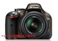 NikonD5200 ボディ ブロンズ