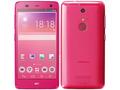 Fujitsuau ARROWS Z FJL22 Pink