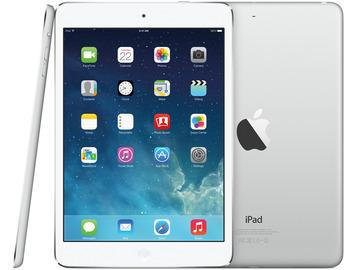 au iPad mini2 Cellular 32GB シルバー ME824JA/A