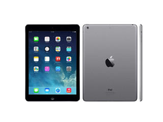 au iPad mini2 Cellular 64GB スペースグレイ ME828JA/A