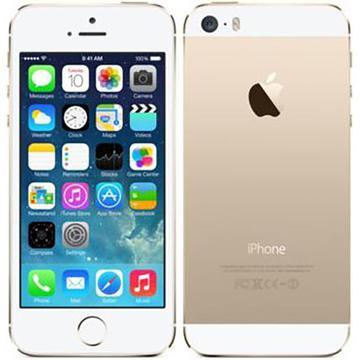iPhone 5s 16GB ゴールド(国内版SIMロックフリー) ME334J/A