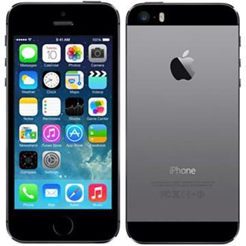iPhone 5s 64GB スペースグレイ(国内版SIMロックフリー) ME338J/A