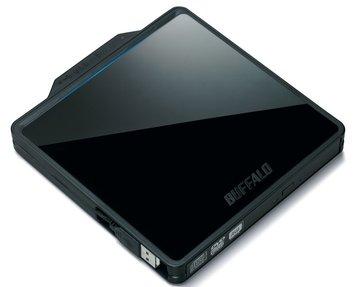 BUFFALODVSM-PC58U2V-BKC DVD±R x8 USB外付け/ポータブル