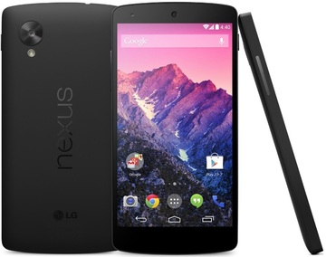 LG電子EMOBILE(ymobile) Nexus 5 EM01L(LG-D821) 16GB Black LGD821.ASBMBK