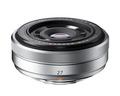 FujiFilmフジノンレンズ XF 27mm F2.8 (シルバー)