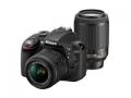 NikonD3300 ダブルズームキット ブラック