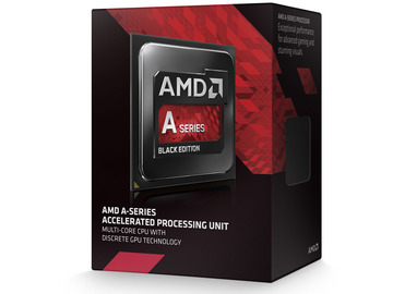 AMD A10-7850K(3.7GHz/4Core/L2 4MB/R7 Graphics/TDP95W) BOX FM2+