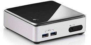 IntelD54250WYK Core i5-4250U(1.3GHz/TB2.6GHz/2コア/4スレッド)/NUCベアボーンキット