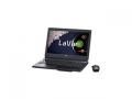 NECLaVie L LL750/RSB PC-LL750RSB クリスタルブラック