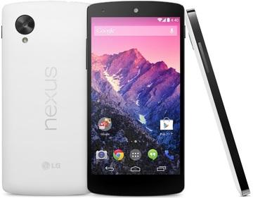 LG電子EMOBILE(ymobile) Nexus 5 EM01L(LG-D821) 32GB White LGD821.A3SBWH