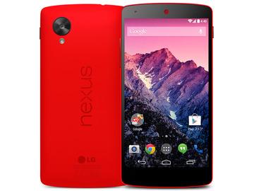 LG電子EMOBILE(ymobile) Nexus 5 EM01L(LG-D821) 32GB BrightRed LGD821.A3SBRD