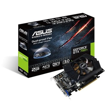 ASUSGTX750TI-PH-2GD5 GTX750Ti/2GB(GDDR5)/PCI-E