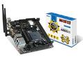 MSIA88XI AC A88X/SocketFM2+/11ac無線LAN/Bluetooth 4.0/Mini-ITX