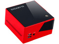 GIGABYTEBRIX Pro(GB-BXi7-4770R)レッド Core i7-4770R(3.2GHz/4コア/8スレッド)/Iris Pro/11AC無線LAN
