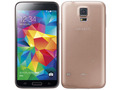 SAMSUNG au GALAXY S5 SCL23 Champagne Pink