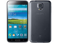 SAMSUNG au GALAXY S5 SCL23 Charcoal Black