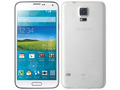 SAMSUNG au GALAXY S5 SCL23 Shimmery White