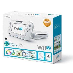 NintendoWii U すぐに遊べるスポーツプレミアムセット WUP-S-WAFU