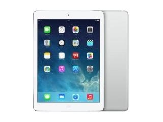 iPad Air Cellular 128GB シルバー(国内版SIMロックフリー) ME988J/A、ME988JA/A