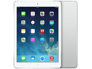 iPad Air Cellular 32GB シルバー(国内版SIMロックフリー) MD795J/A、MD795JA/A