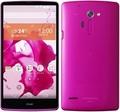 LG電子au isai FL LGL24 Pink