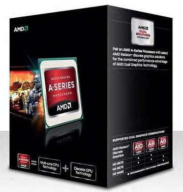 AMDA10-6790K(4.0GHz/4Core/L2 4MB/HD8670D/TDP100W) BOX FM2