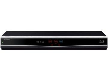 SHARPAQUOSブルーレイ BD-W1600 BDXL/3D対応/1TB/2チューナー